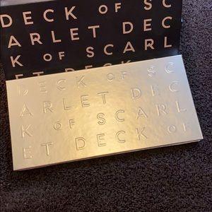 Deck Of Scarlet Destination: Desert